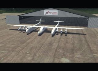 Stratolaunch Minimizes Constraints