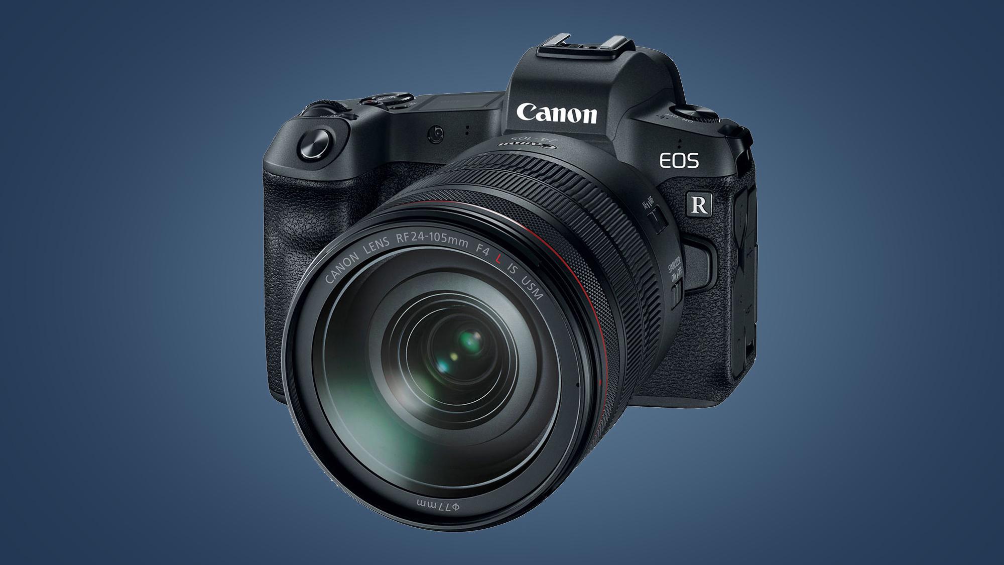 Canon EOS R Mark II