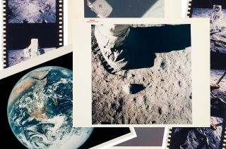 """Heritage Auctions' """"Images of Apollo: The J.L. Pickering Collection"""" signature auction runs through Sept. 24, 2021."""
