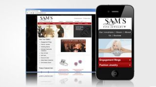 New tool creates mobile sites from standard websites
