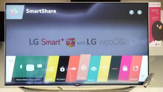 LG webOS 2 0