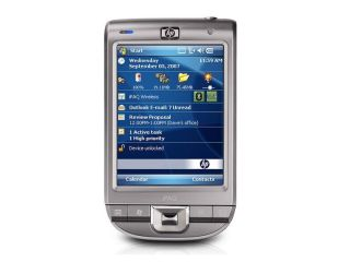 MI5 PDA stolen
