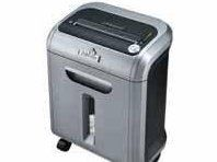 Fellowes SB-89Ci Intellishred Cross Cut Shredder with SafeSenseTechnology - the 'daddy' of shredders