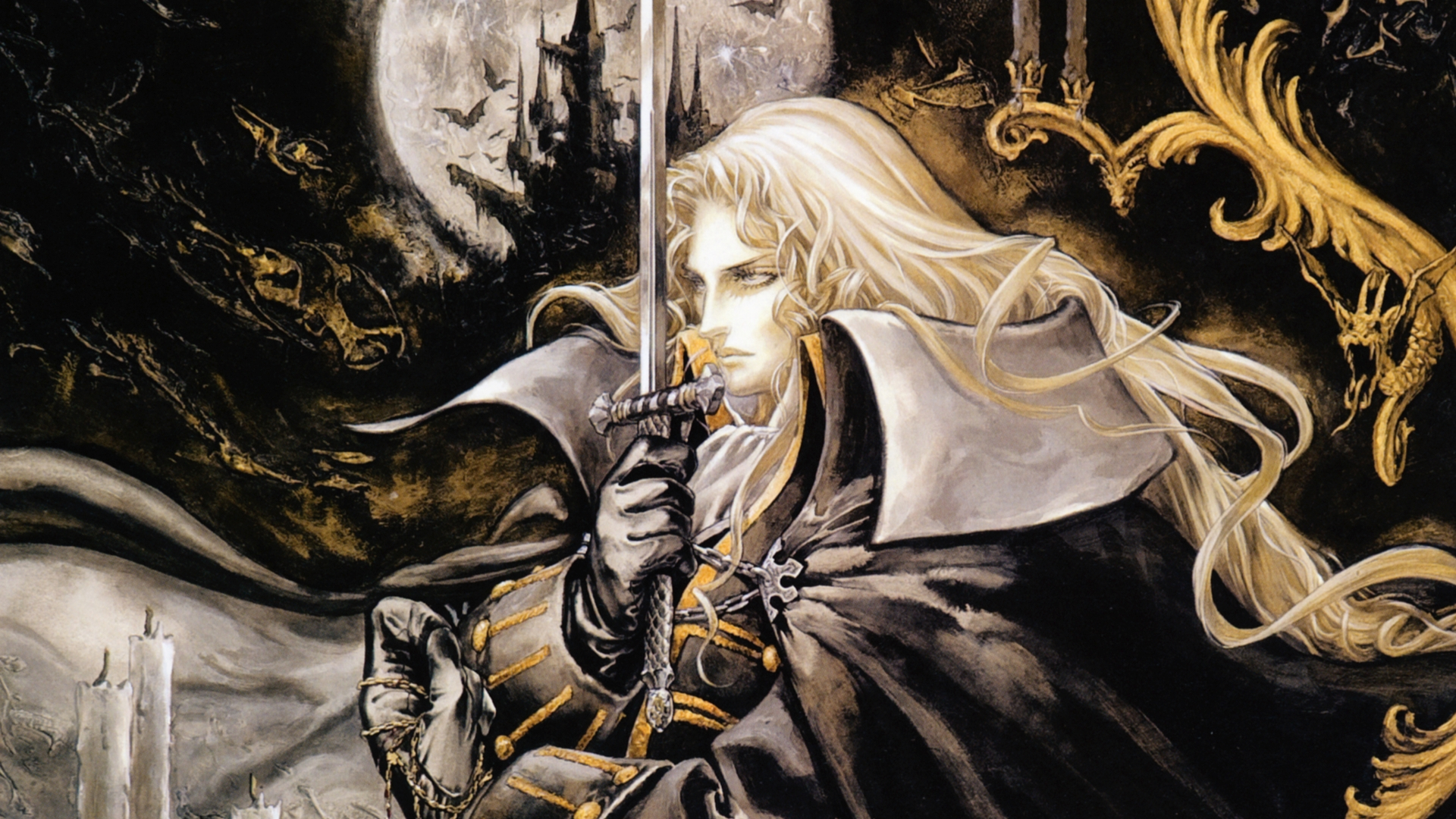A Complete History Of Castlevania Box Art Gamesradar