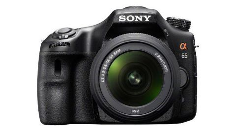 Sony Alpha a65 review