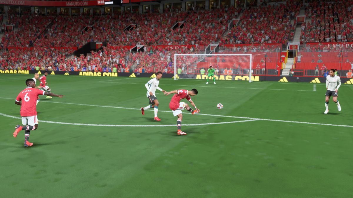 FIFA 22 patch notes: Title Update 2 tones down finesse shots