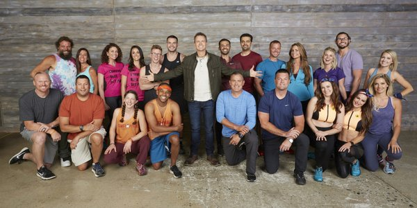 cbs the amazing race season 31
