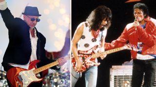 Pete Townshend, Eddie Van Halen, Michael Jackson