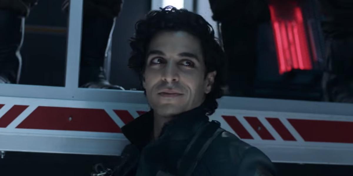 the expanse season 5 trailer screenshot Marco Inaros amazon