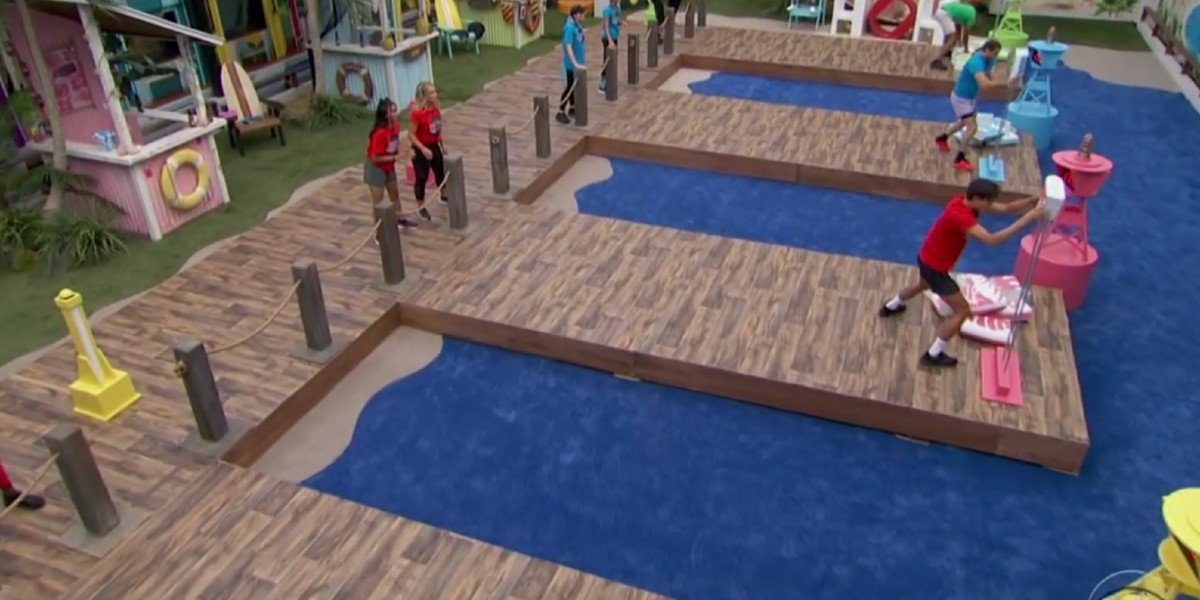 HOH Competition Big Brother CBS