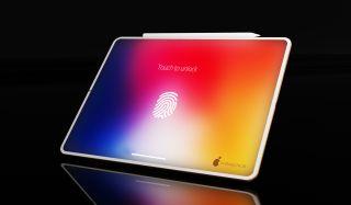Concepto de la nueva iPad Air 2020 basado en rumores