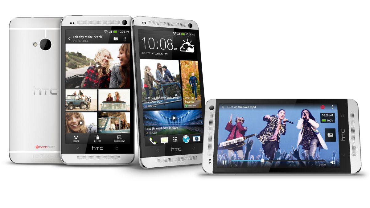 HTC One gets Android 4.2.2 bump, but there's plenty of Sense in that