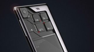 ZTE flaunts modular smartphone prototype at CES 2014