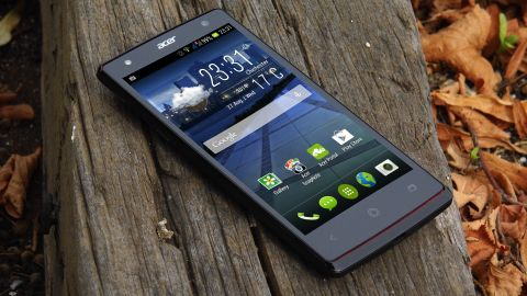 Acer Liquid E3 review