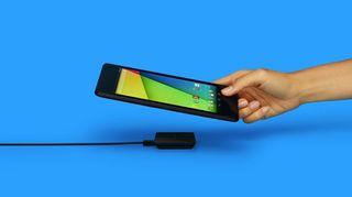 nexus 5 7 wireless charging pad