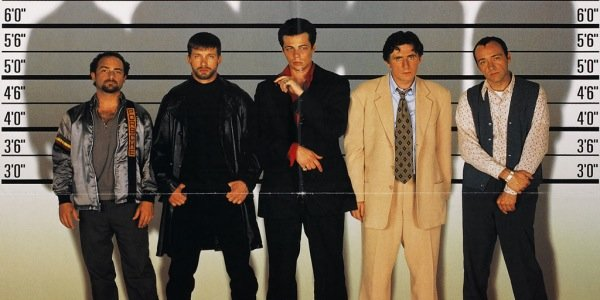 Usual Suspects Police Line