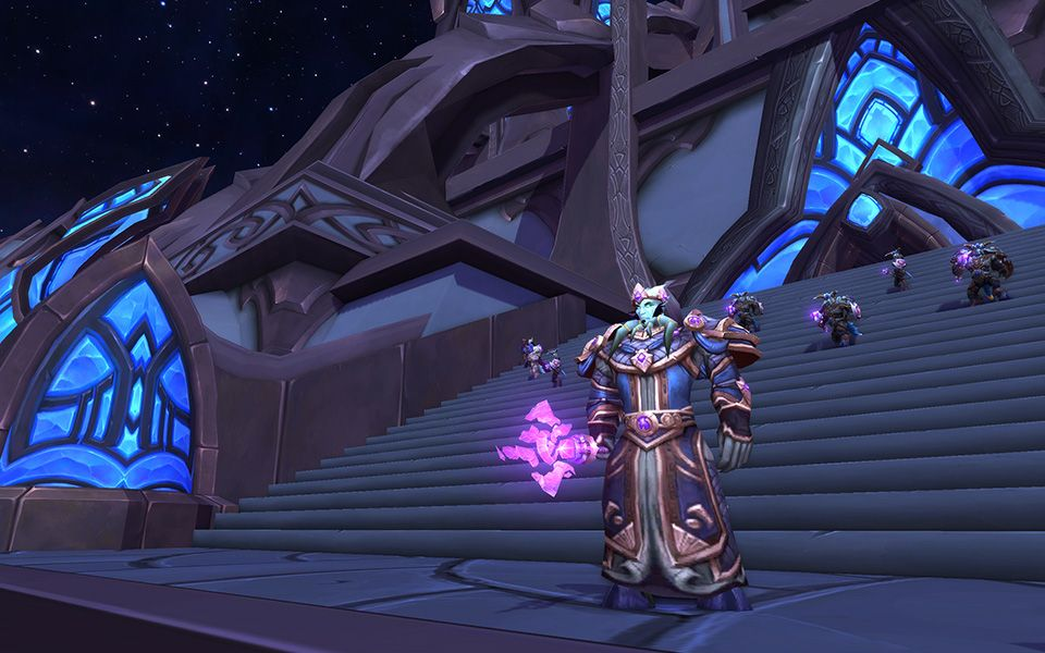 World Of Warcraft Warlords Of Draenor Preview Remembering Where