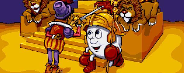 Crapshoot: Dizzy, the eggcentric English platformer mascot