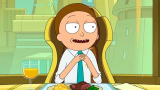 Evil Morty in Rick and Morty