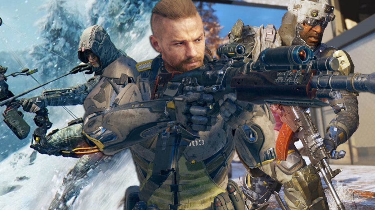 Call Of Duty Black Ops 3 Every Specialist Character We Know So