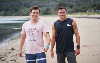 Home and Away, Ryder Jackson, Dean Thompson