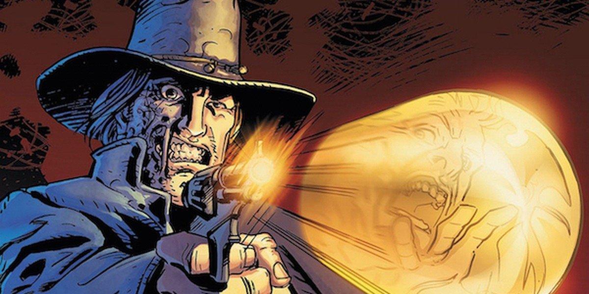 DC's supernatural western figure Jonah Hex