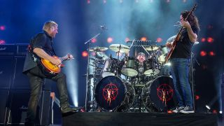 Geddy Lee and Alex Lifeson post message thanking family, friends, musicians, writers and fans for their messages since the death of drummer Neil Peart last week