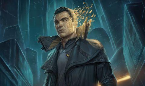 Gamedec cover art