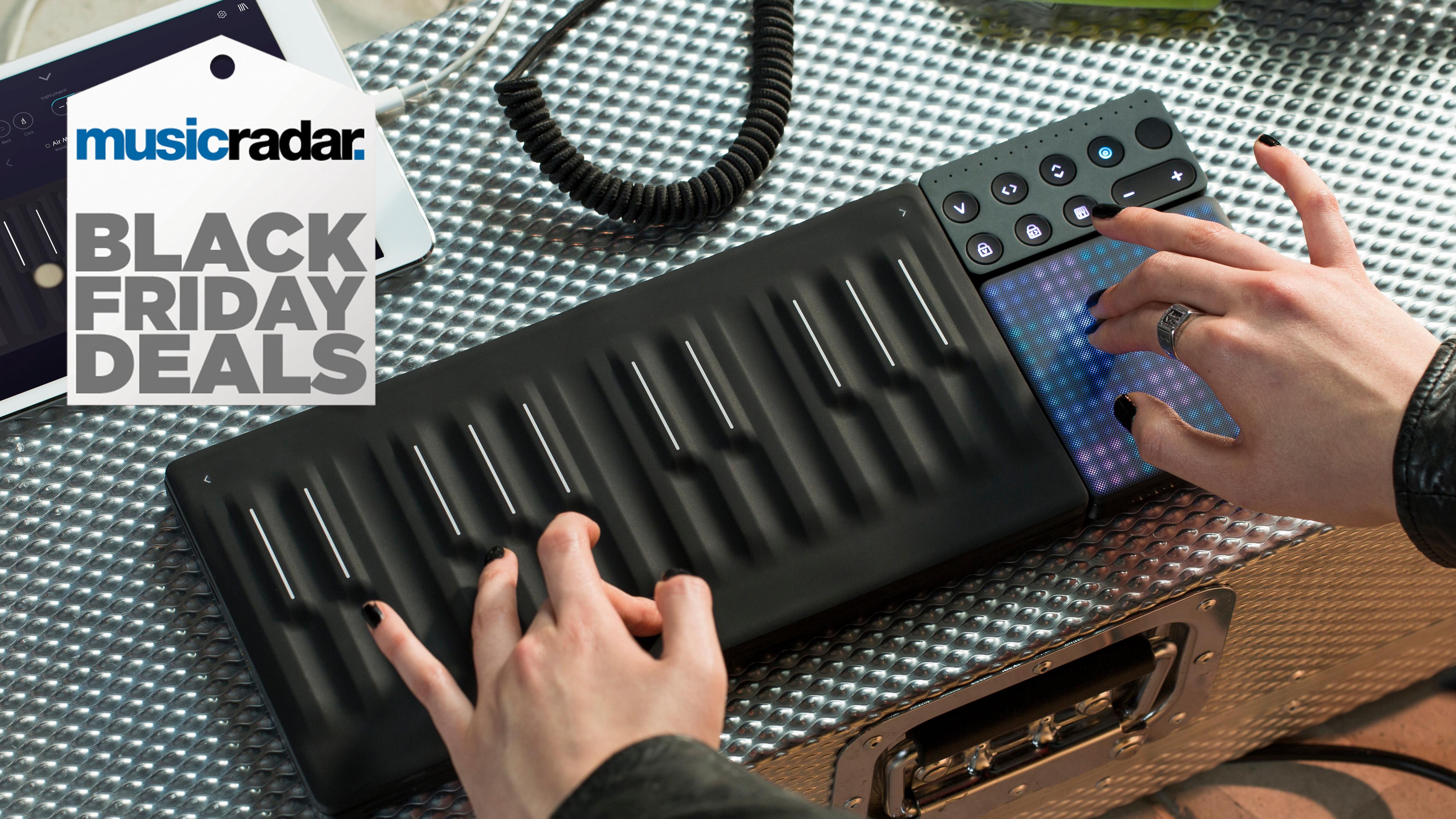 ROLI Lightpad Block Music Surface Sequencer /& Controller