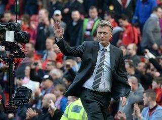 Soccer – Barclays Premier League – Manchester United v Aston Villa – Old Trafford