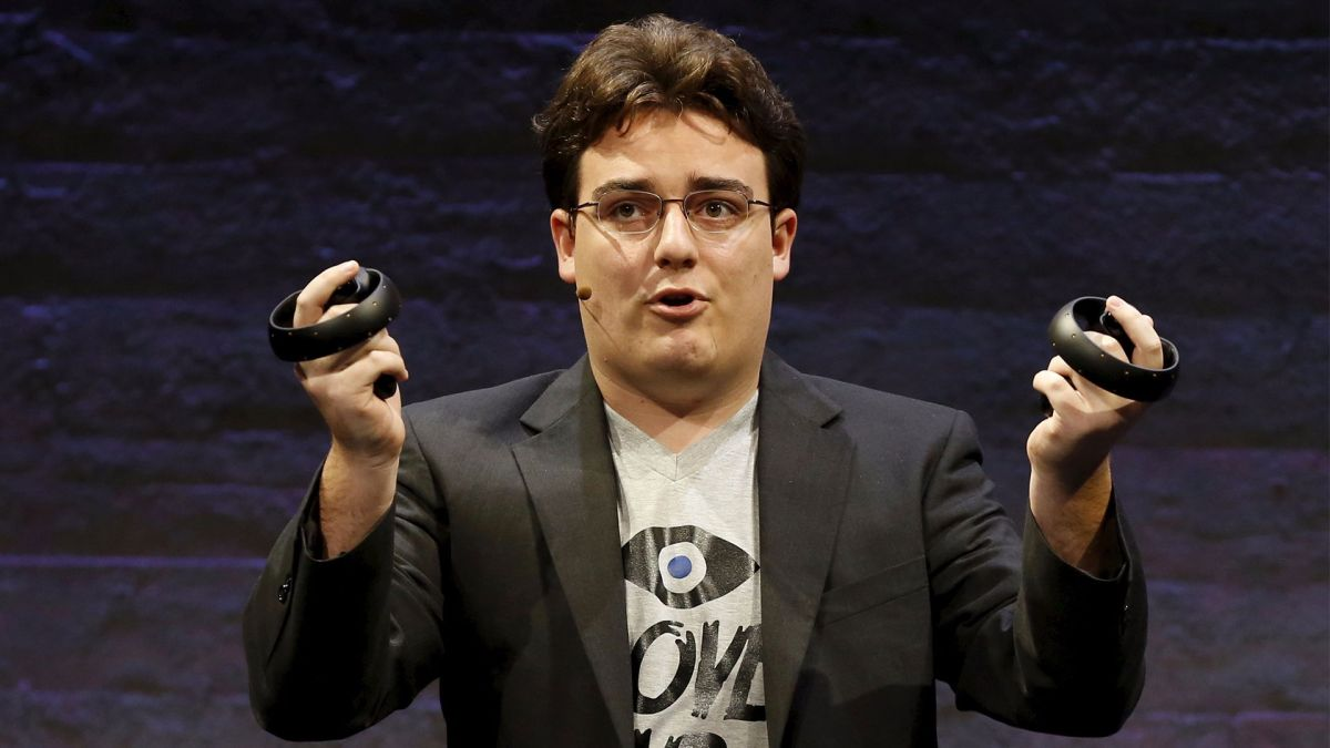 Oculus founder says price isn't what's holding back VR adoption