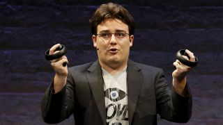 Palmer Luckey Oculus founder