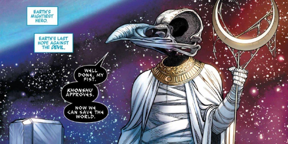 Khonshu (Marvel Comics