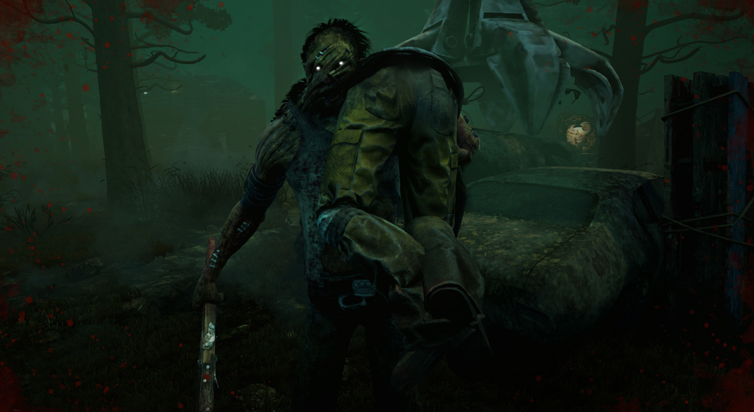 Correct the bad decisions of horror movie victims in Dead by Daylight