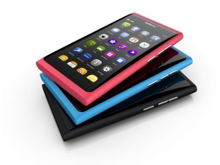 Nokia N9 - the clock ticks on