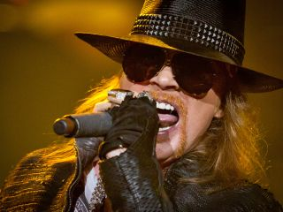 George C Scott Marlon Brando and now Axl Rose