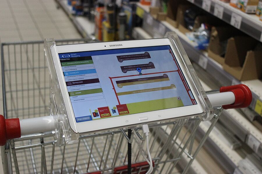 Carrefour Pioneers Ibeacon Technology In Romania