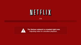 Netflix Verizon Slow