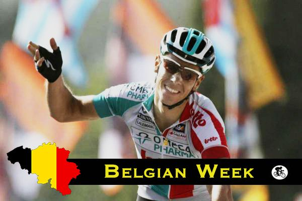 Philippe Gilbert: The five races that changed my life