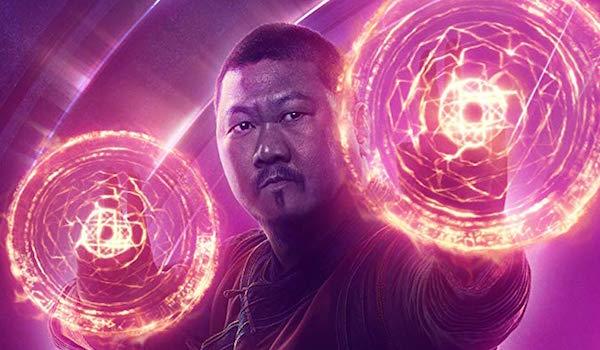 Wong in Avengers: Infinity War