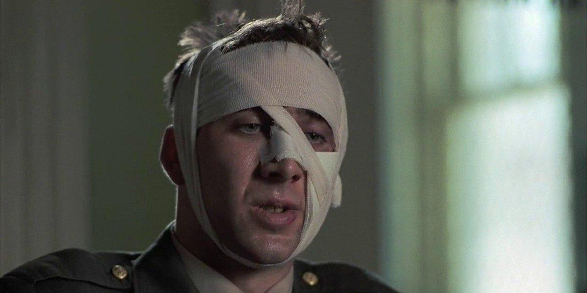 Nicolas Cage in Birdy