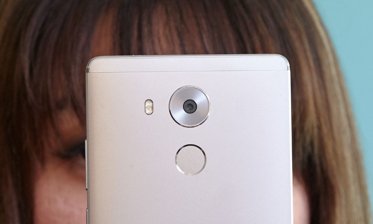 Huawei Mate 8 Review: Long-Lasting Stunner   Tom's Guide