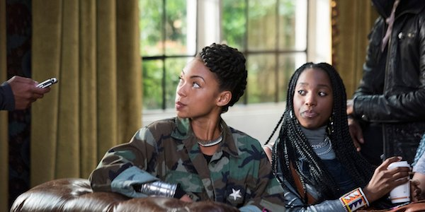 Samantha and Joelle in Dear White People
