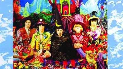 Cover art for The Rolling Stones - Their Satanic Majesties Request...album