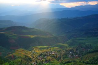 Yunnan province in China.