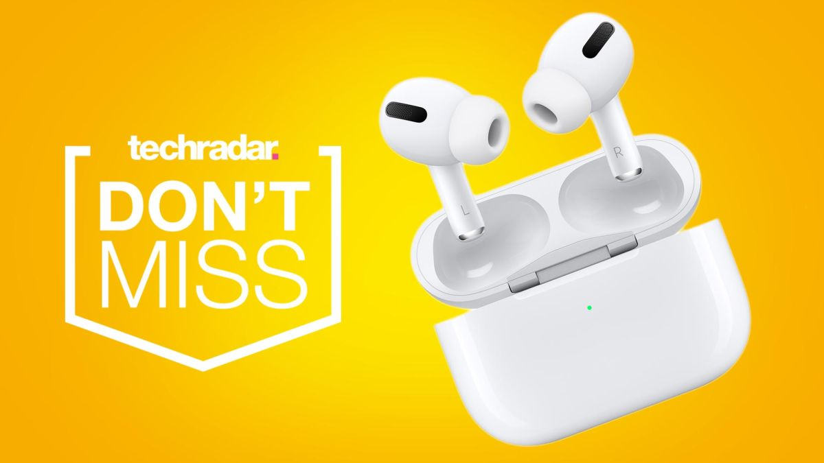 Hurry - the AirPods Pro drop down to just $189.99 for Prime Day