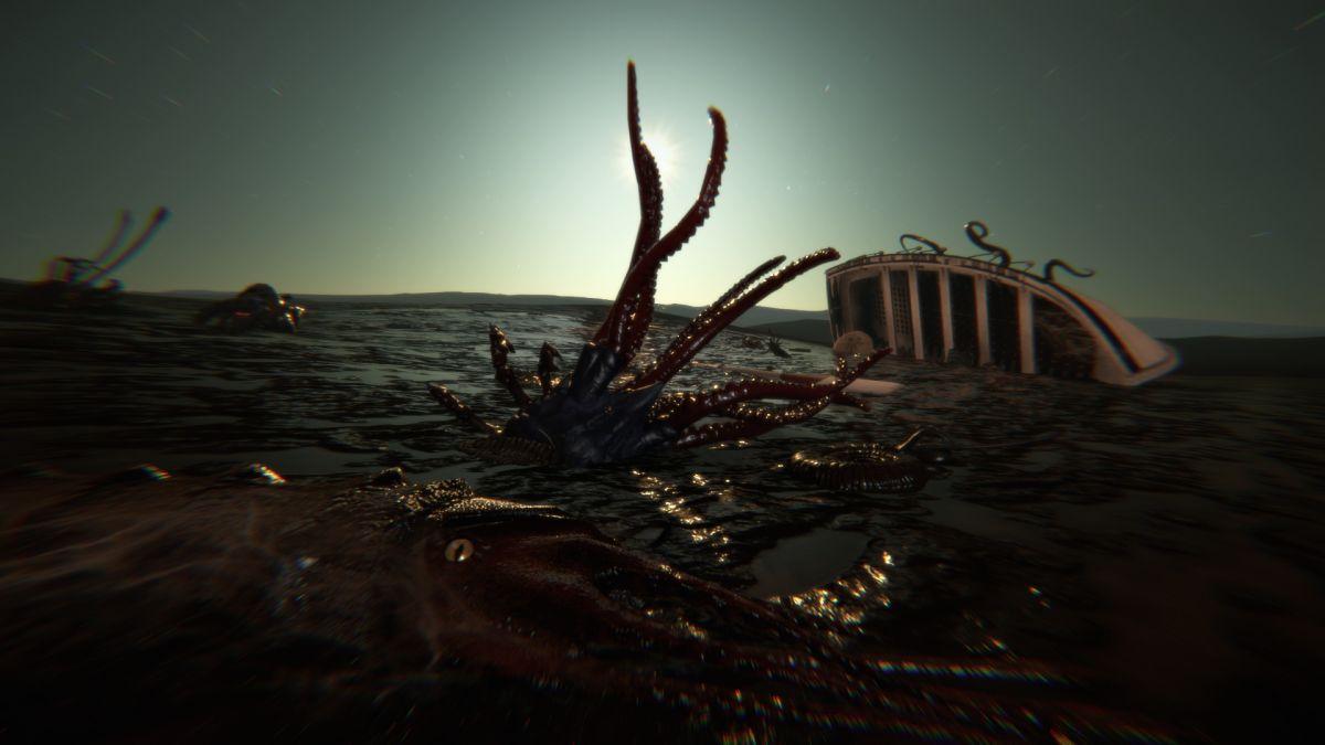 Dagon is a free, immersive cosmic horror adventure