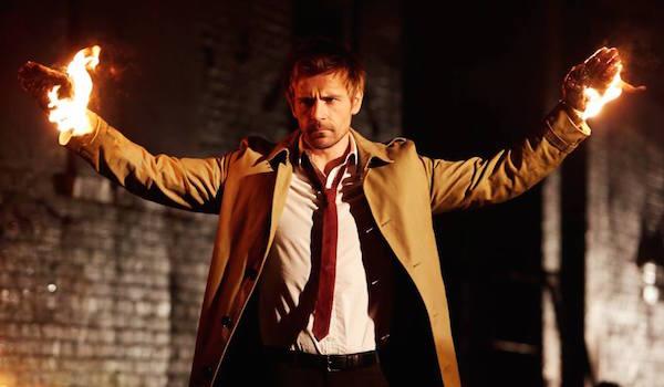 The CW Constantine