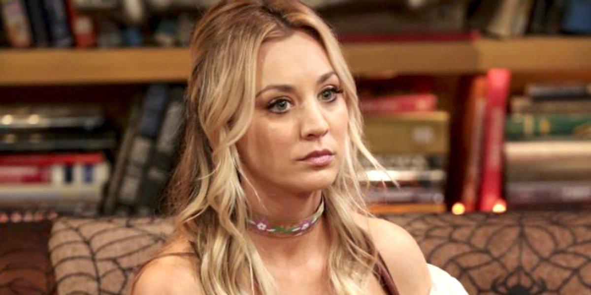The Big Bang Theory Penny Hofstadter Kaley Cuoco CBS