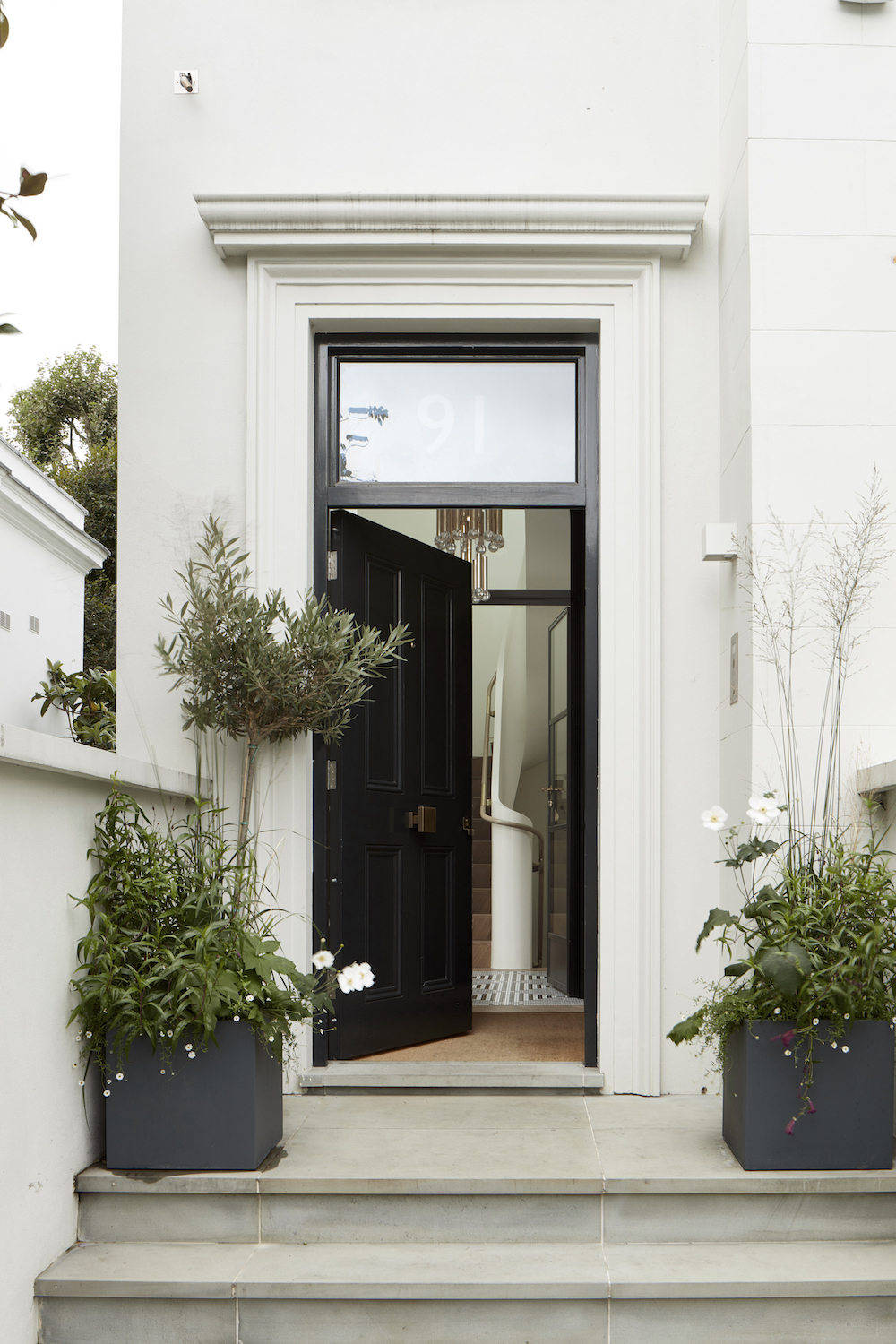 Explore A Light-Filled Family Home In London's Holland Park